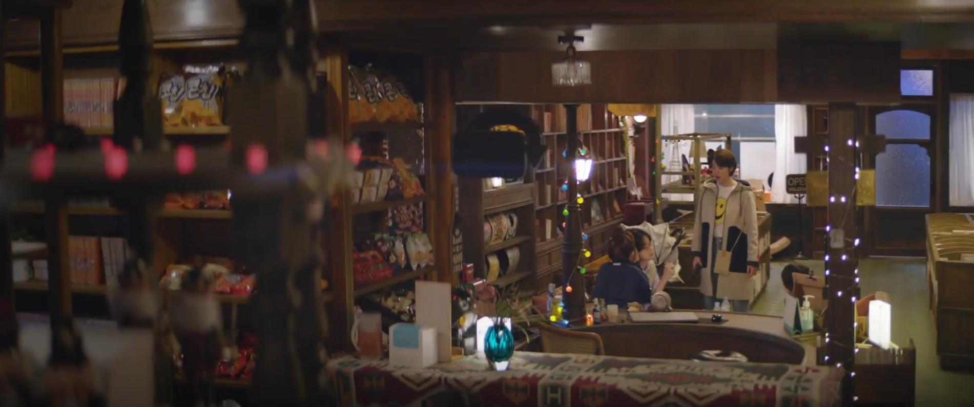 KBS2 드라마 '출사표'에서 반짝 선보인 캐쥬얼하게 입기 좋은 김미수 티셔츠 패션