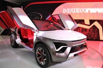 기아자동차, 2019 뉴욕모터쇼서 EV 콘셉트카 '하바니로' 세계 최초 공개